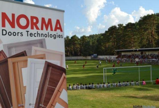El XXIII Trofeo Puertas Norma de fútbol