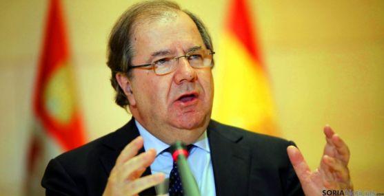 Juan Vicente Herrera encabezará el gobierno regional en esta legislatura. / PP CyL
