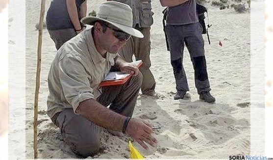 Las actividades ofrecen un interesante curso de conocimiento de huellas animales.