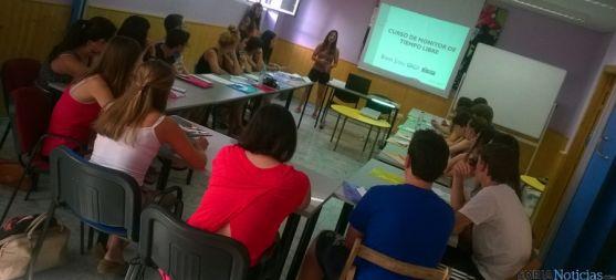 Los alumnos en el curso. / Ayto.