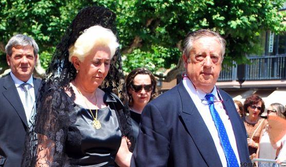 Los jurados de La Mayor, Javier Argirita y Luisa Soria. / SN