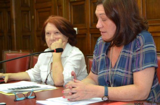 La Subdelegada del Gobierno en Soria
