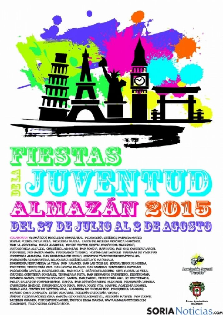 Alternativas de ocio juvenil en Almazán.