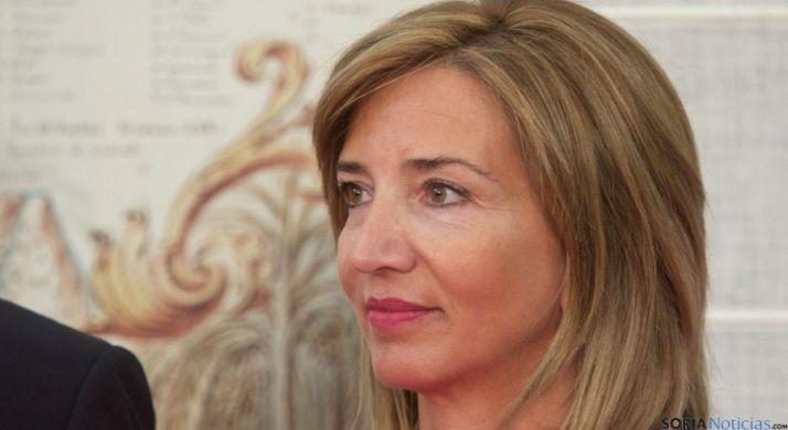 La consejera, Alicia García. / Jta