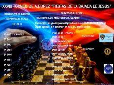 Desarrollo del campeonato de ajedrez