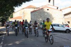 Marcha ciclista. Organización