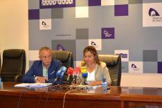 Rueda de prensa de Planes en Diputación