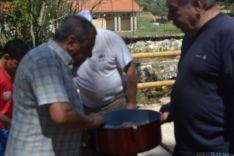 Comida Ajo Carretero en Navaleno