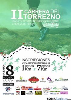 II carrera del Torrezno en Chércoles