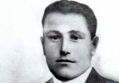 Juan Ballano, fusilado en Barcones.