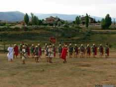 Numantinos y romanos en Garray. SN