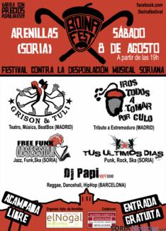 Cartel del Boina Fest