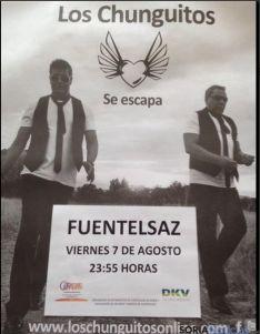 Fiestas en Fuentelsaz