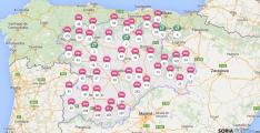 Los 3.367 alojamientos rurales de CyL, de ellos 326 en Soria.