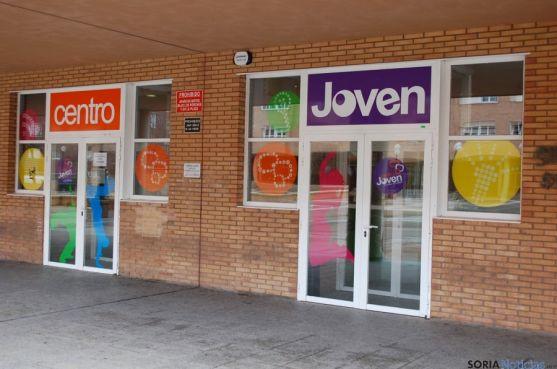 El Centro Joven en García Solier.