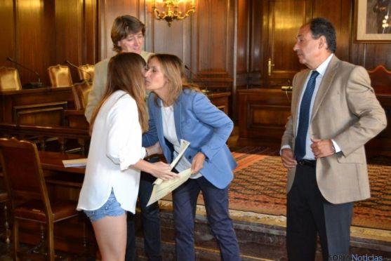 Clausura Taller de empleo Ayuntamiento de Soria