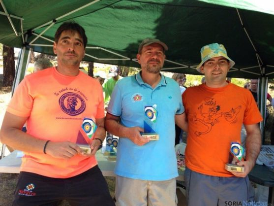 Campeonato social tiro con arco Navaleno