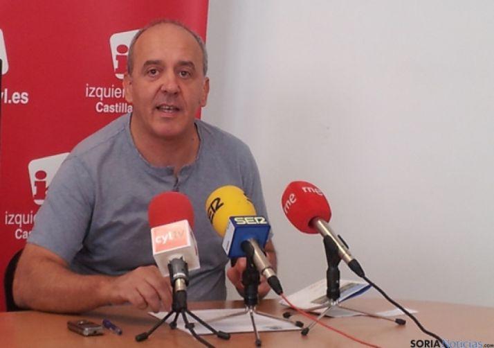 Enrique García de IU