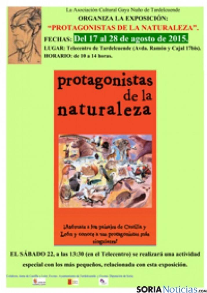 Foto 1 - Exposición 'Protagonistas de la Naturaleza' en Tardelcuende