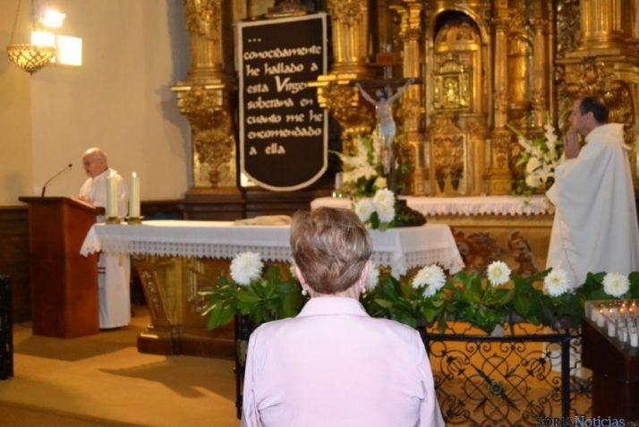 Funeral de José Pablo Redondo Lagüera