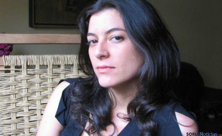 La escritora Samantha Schweblin.