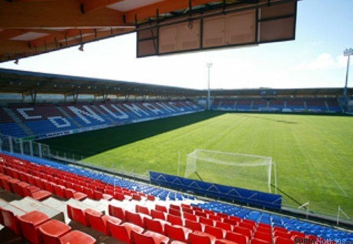 Estadio de Los Pajaritos