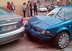 Dos de los coches implicados. / SN