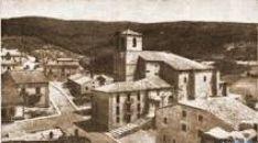Iglesia de Covaleda