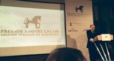 Un acto celebrado en el Centro Soriano de Zaragoza. / CRS