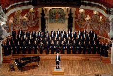 El coro asturiano, este sábado en el Otoño.