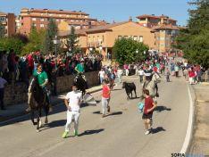 La localidad vive con intensidad el día de 'propina' de sus fiestas./MartínFotógrafo
