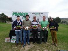 Presentación de la Pinares Cup 2015