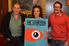 Presentación cartel de Certamen Cortos