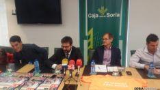 Presentación XV Carrera Abel Antón en Caja Rural