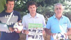 Presentación Pinares Cup 2014