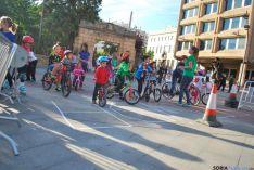 Imagen de la jornada sobre movilidad. / SN