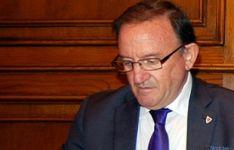 Francisco Rubio, presidente del Numancia./SN