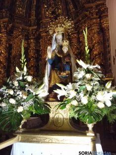 La Virgen de la Vega, este domingo
