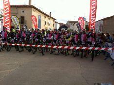 Prueba ciclista 7 muros de Pozalmuro