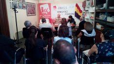 Asamblea extraordinaria de IU en Soria