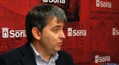 Javier Antón Cacho, cabeza de lista del PSOE soriano al Congreso. / SN