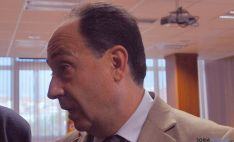 Manuel López, delegado de la Junta en Soria./SN