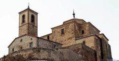 Iglesia de San Millán, en Oncala.
