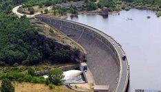 Vista aérea del pantano. / CHD