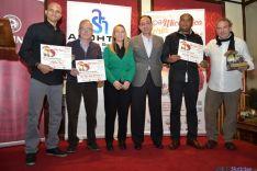 Los galardonados en 2015. / SN