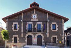 El ayuntamiento de Navaleno