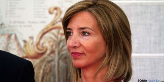 La consejera de Familia e Igualdad, Alicia García. / SN