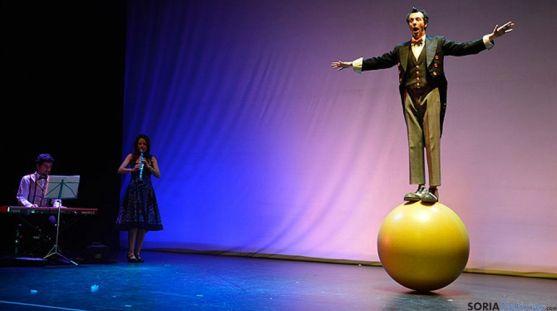 Una de las actuaciones del festival. / avilared.com