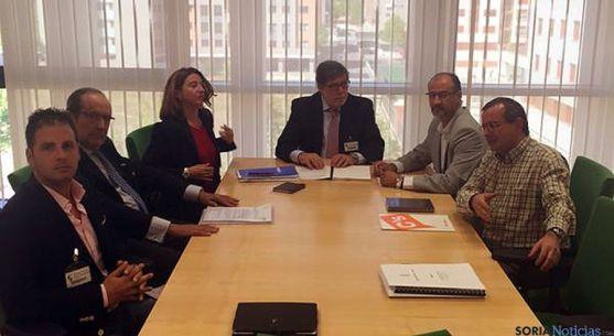 Reunión de FOES con C´s de Castilla y León este lunes.