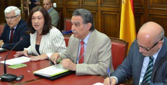 Presentación clausura Dieta Mediterránea en Soria